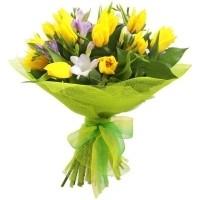 Flo-мастер Желтые тюльпаны - фото 1