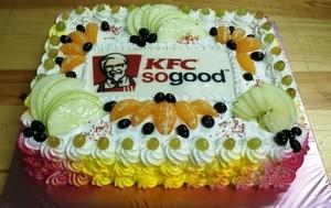 Торт Тортоешка KFC - фото 1