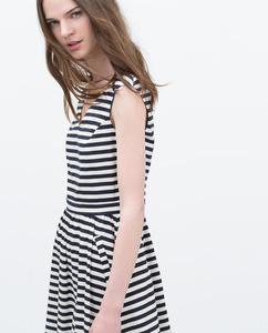 ZARA Платье с карманами - фото 3