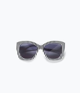 ZARA Солнцезащитные очки с правой в полоску 2727/005 - фото 1