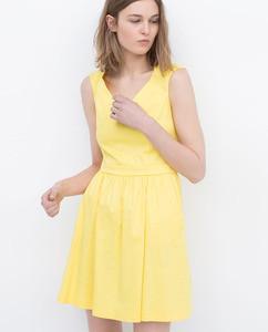 ZARA Платье с карманами - фото 11