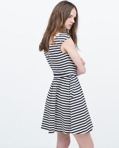 ZARA Платье с карманами - фото 5