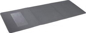 Спортмат Коврик складной для фитнеса 1350х520х8 мм серый (SFM-308А) - фото 2