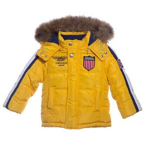 ComusL Куртка желтая - фото 1