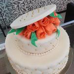 Торт Zara-торт Юбилейный торт №4 - фото 1