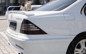 Импрессарио Limo Mercedes S class - фото 6
