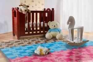 Спортмат Мягкий пол для детских комнат и игровых зон (MTP-30104) - фото 2