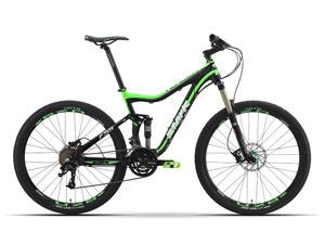 STARK Велосипед двухподвесный Teaser 140 650B 2014 - фото 1