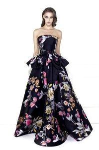 Be My Dress Lea Lis Платье с Баской - фото 1