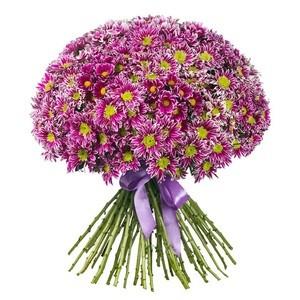 """Букетик 66 Охапка цветов """"Хризантемы"""" - фото 2"""