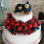 Торт Zara-торт Юбилейный торт №5 - фото 1