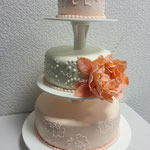 Торт Zara-торт Юбилейный торт №3 - фото 1