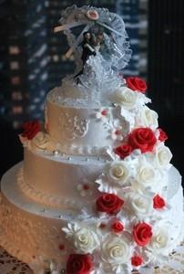 Торт Торт-Мне Свадебный №6 - фото 1