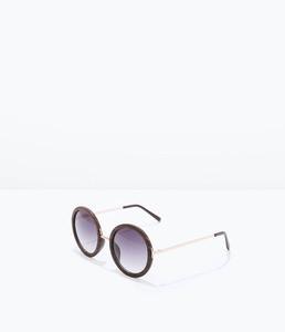 ZARA Солнцезащитные очки в деревянной оправе - фото 1