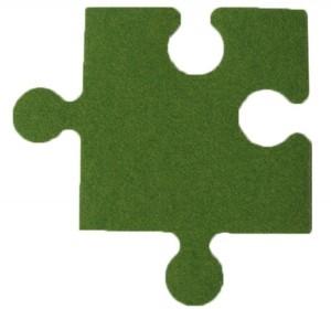 Игрушка66 Модульный мягкий пол с ковролином на ЭВА-основе - фото 6
