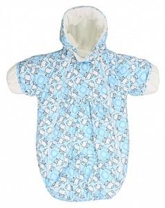 Finskay Конверт KERRY для новорожденных BLISS (нежно-голубой) - фото 1