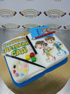 Торт Zara-торт Фото-торт №2 - фото 1