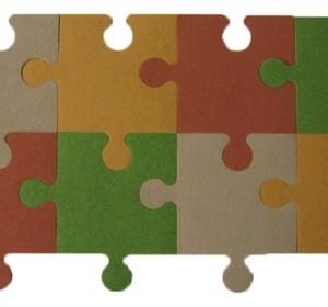 Игрушка66 Модульный мягкий пол с ковролином на ЭВА-основе - фото 2