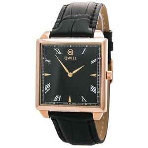 Qwill Часы наручные мужские 6001.01.01.1.51 - фото 1