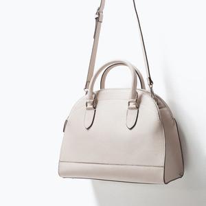 Сумка ZARA Двойная сумка-портфель - фото 10