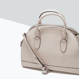 Сумка ZARA Двойная сумка-портфель - фото 11