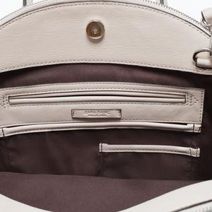 Сумка ZARA Двойная сумка-портфель - фото 12