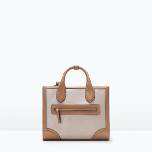 Сумка ZARA Тканевая сумка 4300/004 - фото 1