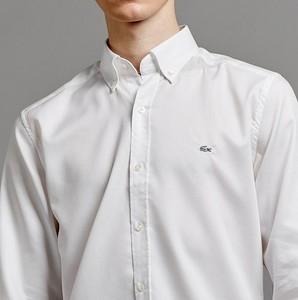 Lacoste Рубашка мужская CH5564 - фото 4