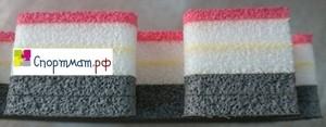 Спортмат Татами тренировочный односторонний «ласточкин хвост» 1000х1000х30 мм (Т1-НХ30) - фото 6