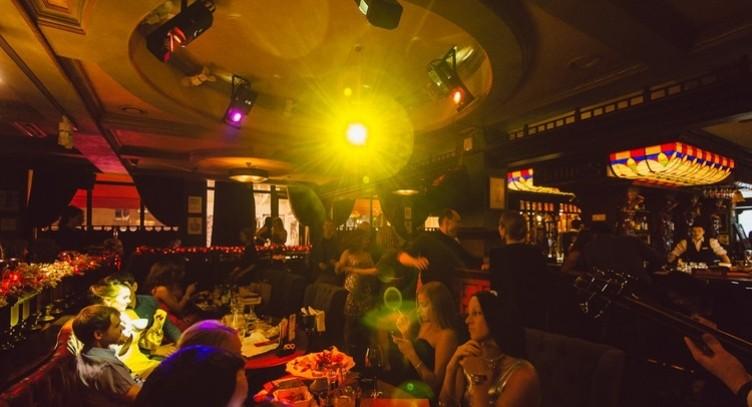 Рестораны екатеринбурга в новый год